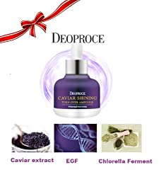 Deoproce Caviar Shining Turn Over Korean Ampoule Serum