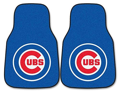 Chicago Cubs 2 Piece Car - 5
