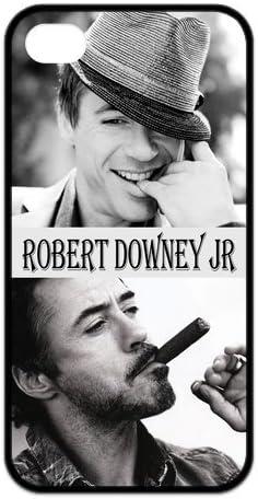 Amazon.com: Robert Downey Jr. Printing iphone 4s Cases,Hard ...