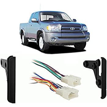 amazon com fits toyota tundra 2003 double din car stereo 2014 toyota tundra radio wiring diagram