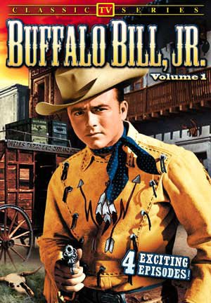 Buffalo Bill Jr Vol 1 Redskin Gap