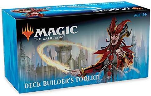 Wizards of the Coast MTG-RNA-DBT-EN Magic The Gathering-Ravnica - Kit de Herramientas de Lealtad: Amazon.es: Juguetes y juegos