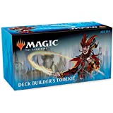 Magic: The Gathering Ravnica Allegiance Deck Builder's Toolkit   4 Booster Packs   125 Cards
