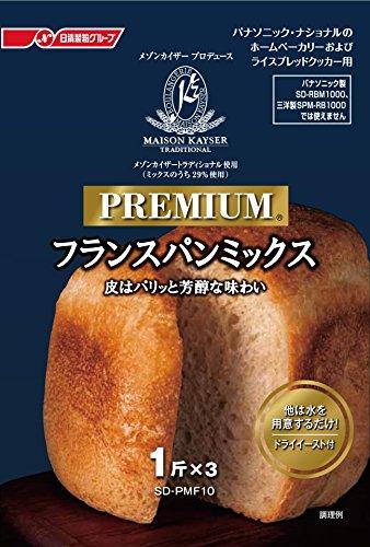 Price comparison product image Panasonic premium French bread mix SD-PMF10