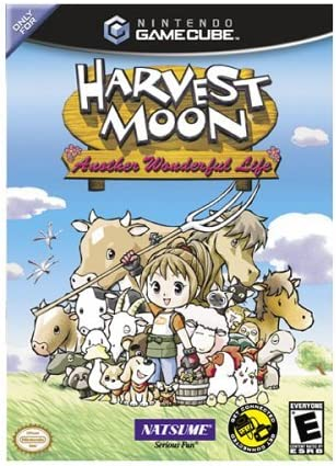 download save data harvest moon a wonderful life gamecube