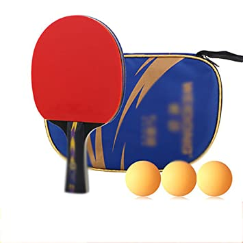 X&M Ping Pong Padel - Raqueta De Tenis De Mesa 1 Premium Pro,Raquetas Y