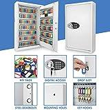 Barska 144 Wall Digital Keypad Cabinet Key