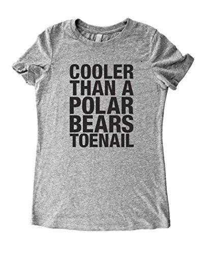 baffle-tees-cooler-than-a-polar-bear-womens-tri-blend-t-shirt-grey