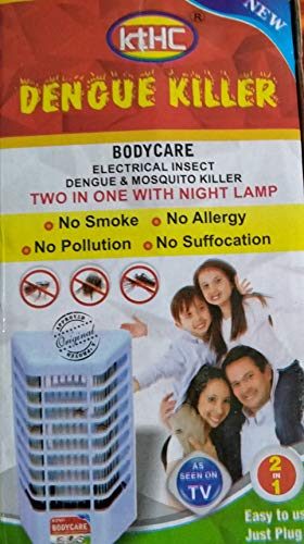 RCS KTHC Dengue Killer Electric Inhale Style Mosquito Insect Killer