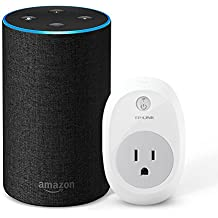 All-new Echo (2nd Generation) – Charcoal + TP-Link Smart plug