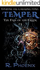 Temper: (The Fate of the Fallen #5)