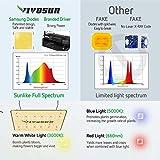 VIVOSUN Latest VS1000 LED Grow Light with Samsung