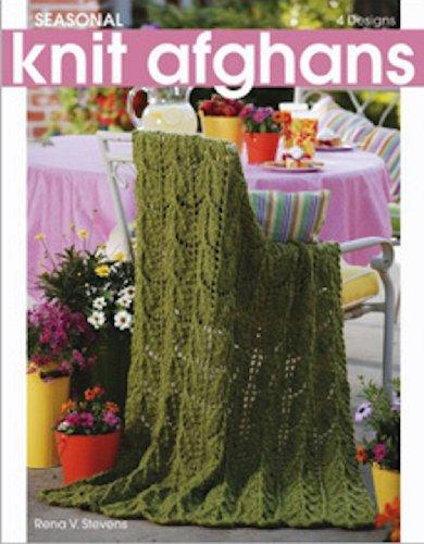 Seasonal Knit Afghans