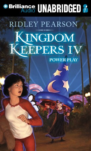 Kingdom Keepers IV: Power Play (The Kingdom Keepers Series) by Brand: Brilliance Audio on CD Unabridged Lib Ed (Image #1)
