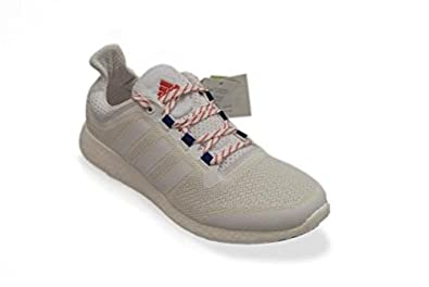 adidas   Pure Boost 2.0 Schuh   Ftwr White   46 2/3