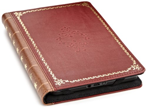 Verso Prologue Case Cover For Kindle Fire, Red