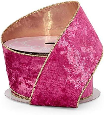 Hot Pink  Cording Ribbon