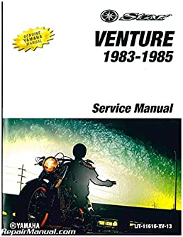 yamaha xvz12 owners manual