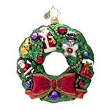 Christopher Radko - Baubles and Bows - Heirloom Collectable Christmas Ornament by Christopher Radko