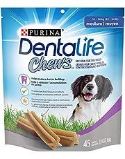 DentaLife Chews, Dental Dog Treats for Medium Breed Dogs - 45 ct Pouch