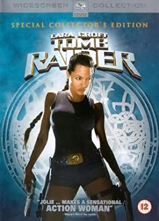 Lara Croft Tomb Raider Special Collector S Edition Dvd