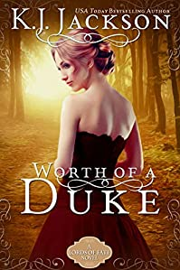 Worth Of A Duke by K.J. Jackson ebook deal