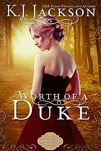 Worth Of A Duke by K.J. Jackson ebook deal