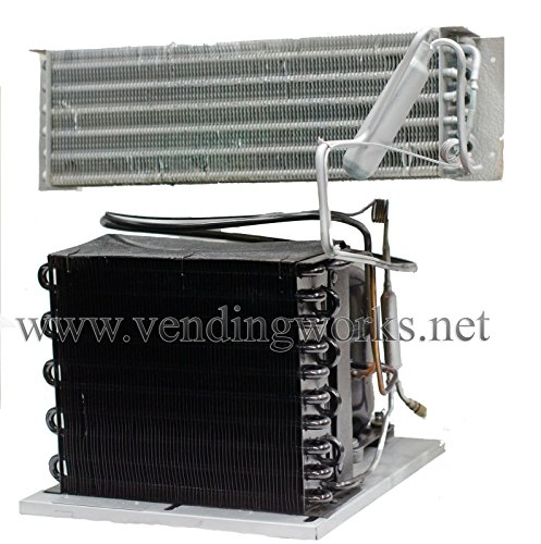 Cooling Compressor (Dixie Narco DNC300 Refrigeration Compressor Cooling Deck)
