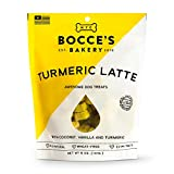 Bocce'S Bakery Turmeric Latte Biscuits Bag Dog Treat, 5 Oz For Sale