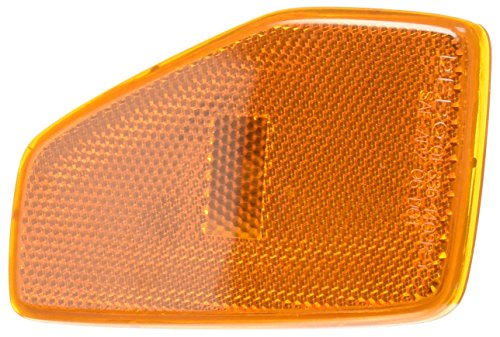 (Depo 336-1402R-AS Hummer H3 Passenger Side Replacement Front Side Marker Lamp)