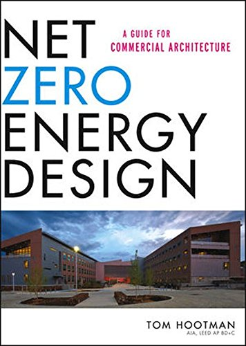 Net Zero Energy Design: A Guide for Commercial Architecture by Brand: Wiley