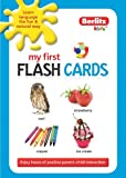 My First Flash Cards, Berlitz Publishing, 9812689737