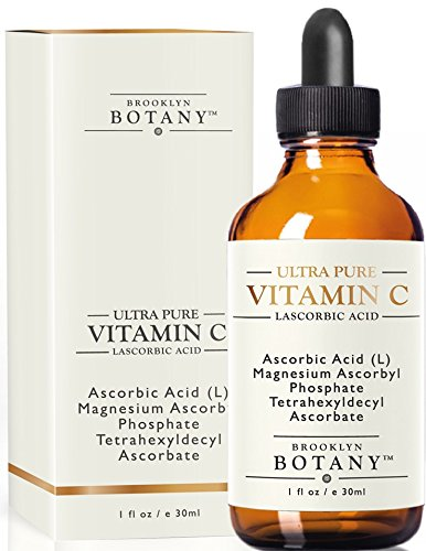 Vitamin Serum Face Ascorbic Professional