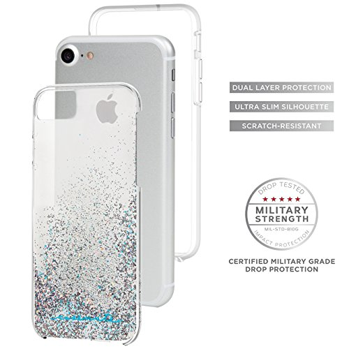 Boitier Case-Mate Waterfall pour Apple iPhone 7/6/6s - Iridescent
