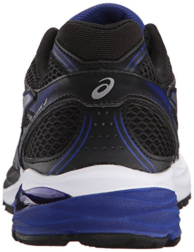 Scarpe da corsa GEL Flux 3 da uomo, Nero / Argento / Asics Blue, 8 M US