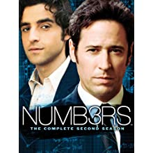 Numb3rs - The Complete Second Season (2005)