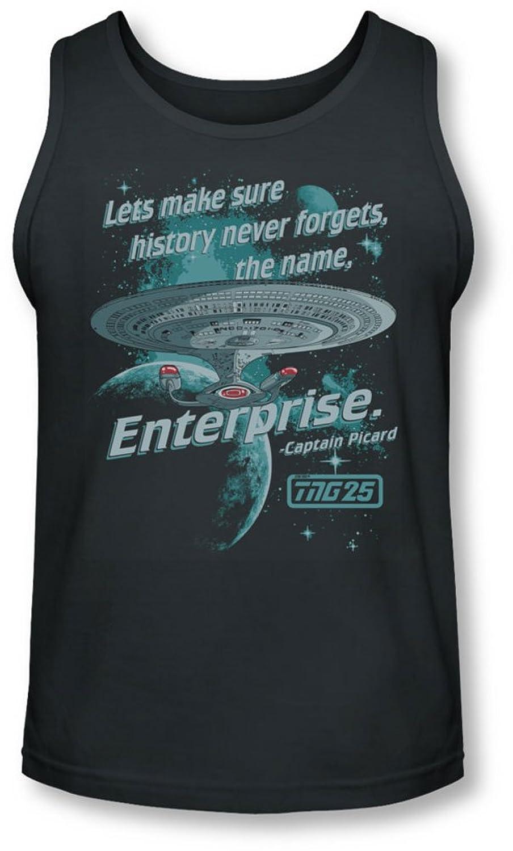 Star Trek - Mens Never Forget Tank-Top