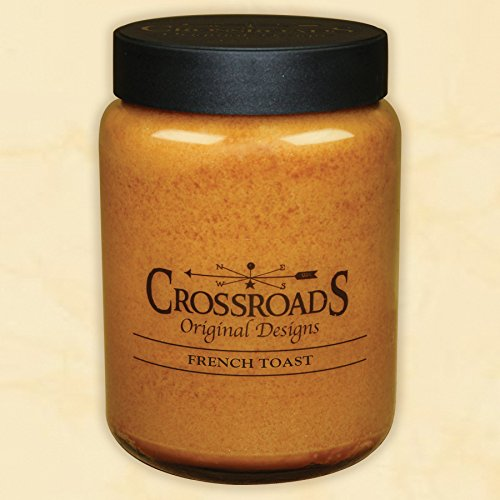 Crossroads French Toast Scented Candle
