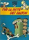 Lucky Luke, tome 17 : Sur la piste des Dalton par Morris