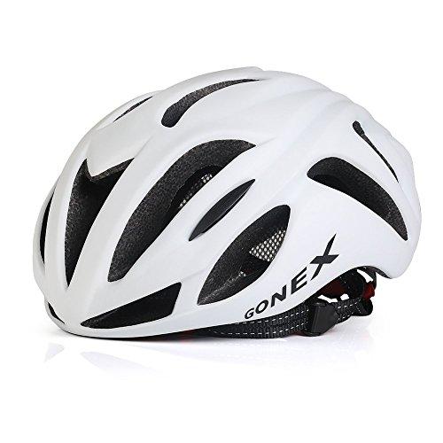 Gonex Adult Wind Helmet White