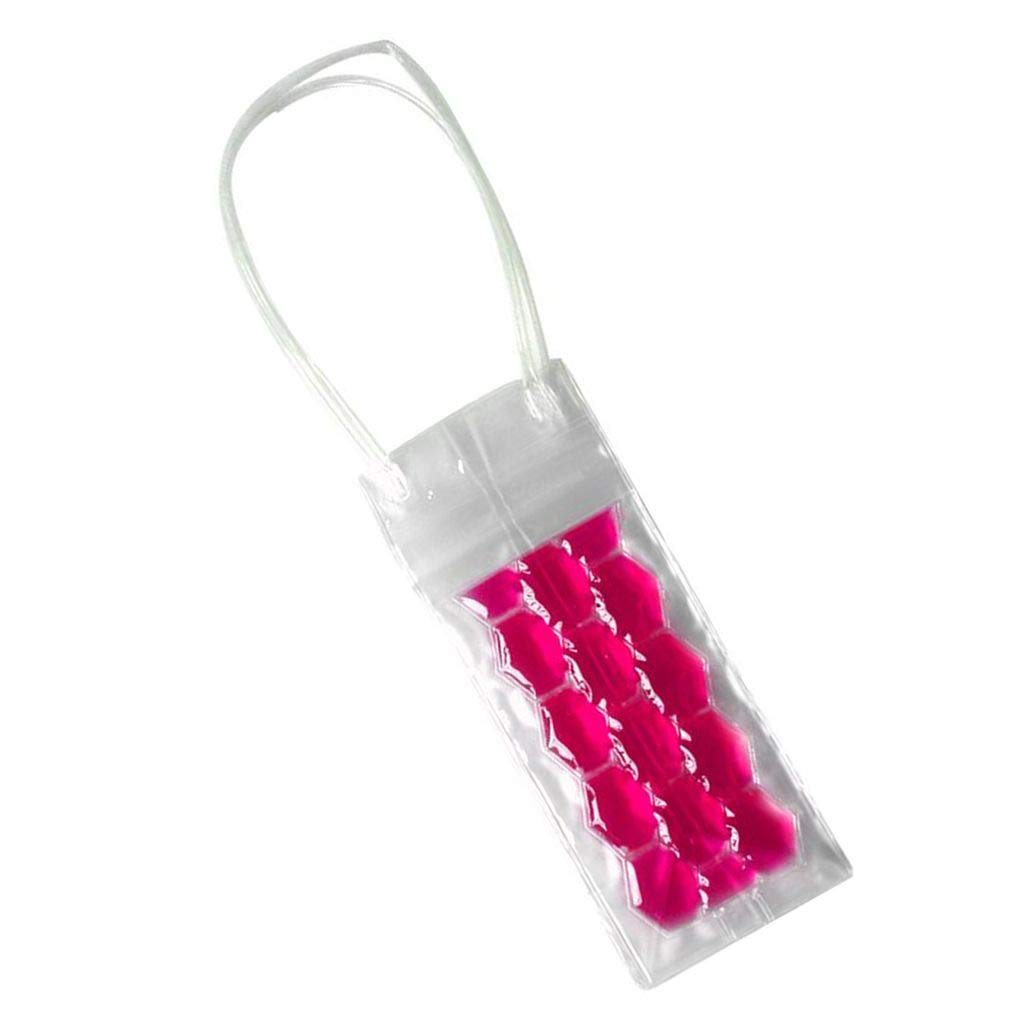 Hotaluyt Bottiglia di Vino Sacchetto per Chilling del Dispositivo di Raffreddamento della Birra Ice Bag di Raffreddamento Holder Gel Carrier Pouch Benne Holder