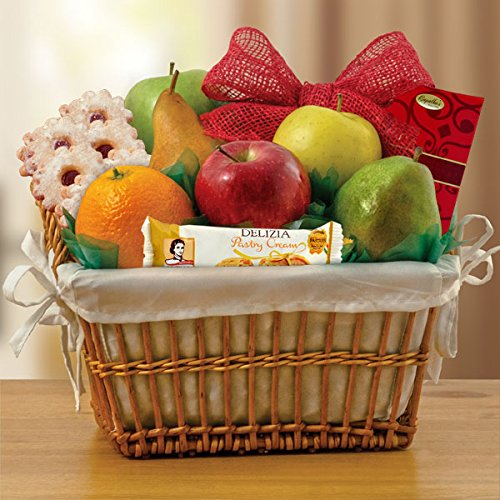 Fruit Medley Gift Basket (Fruit Gift Basket Delivery)