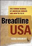 Breadline USA, Sasha Abramsky, 1936227096