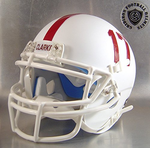 Clarke Indians 2016-2017 - Iowa High School Football MINI Helmet