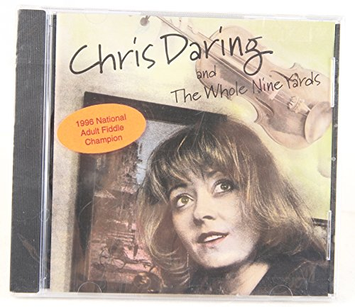 Chris Daring and The Whole Nine Yards CD