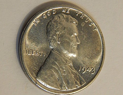 1943 Uncirculated Lincoln Wheat Cent