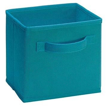 Closetmaid  Cubeicals Mini Fabric Drawers Ocean Blue  Pack