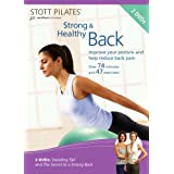 STOTT PILATES: Strong and Healthy Back DVD 2 DVD Set
