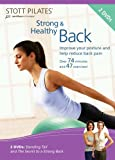 STOTT PILATES Strong and Healthy Back DVD 2 DVD Set