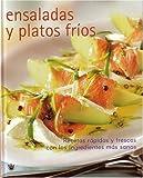 Ensaladas y Platos Frios, VARIOS and VARI0S AUTORES, 8479013656